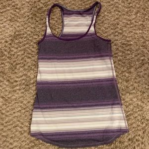 Lululemon racerback tank top shirt size 4 small